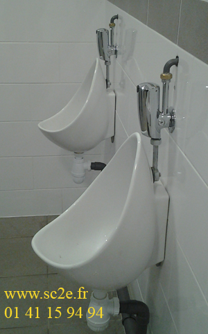Installation de sanitaires avec raccordement – Plombiers 92