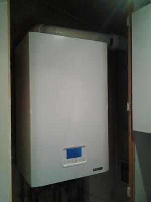 Remplacement de chaudière par une chaudière à condensation (92)