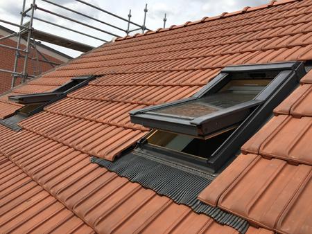 Economies avec une couverture de toiture rénovée - Chaville