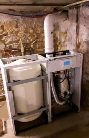 Economie d'énergie - remplacement de chaudière - Chaville