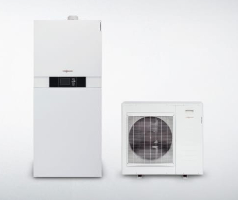 Installation d'un générateur de chaleur hybride