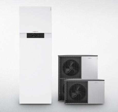 Pompe à chaleur Vitocal 222-S