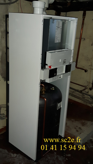 Chauffage – installation, entretien et dépannage - 92