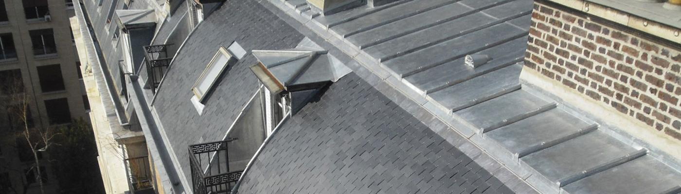 Chauffage, Plomberie et Couverture de toiture traditionnelle