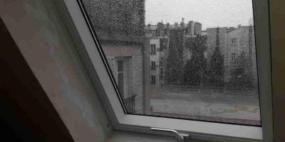 Fenêtre à projection