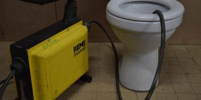 Désengorgement WC ou canalisation
