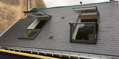 Fenêtre de toit balcon