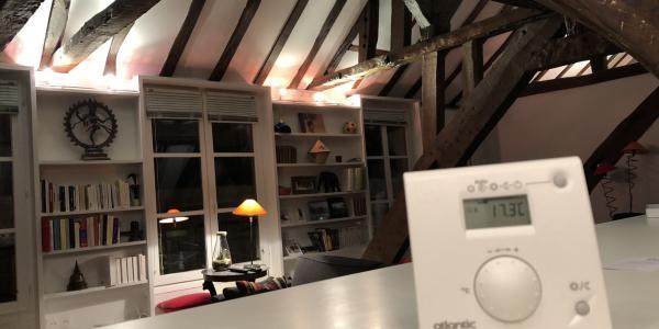 Système de chauffage avec thermostat d'ambiance